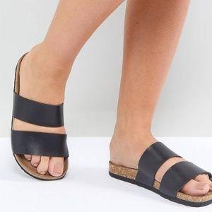 ASOS Foolproof Sliders Sandals